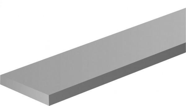 Verschleißstreifen aus 500 HB