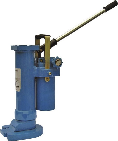 Hydrofor Maschinenheber